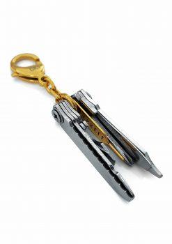 Multitool mini hook gold