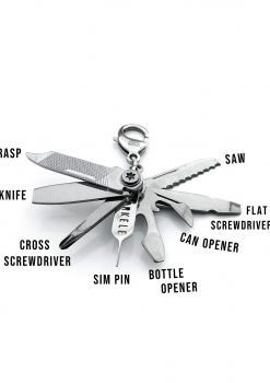 Multi tool with hook