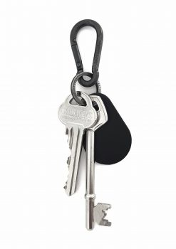 carabiner vintage with keyring small