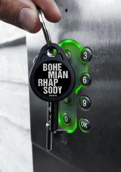 Bohemian rhapsody key
