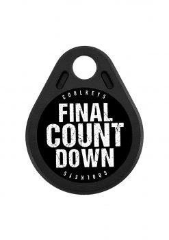 final countdown key