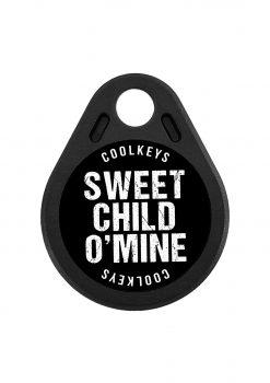 sweet child o mine key